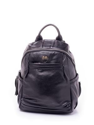 Рюкзак RENEE KLER. Цвет: черный