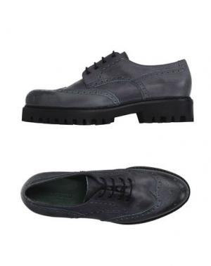 Обувь на шнурках WEXFORD. Цвет: серый