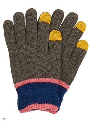 Перчатки для сенсорных экранов HOBBY LINE. Цвет: серый