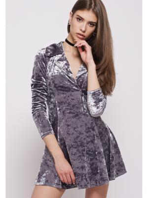 Платье Kosuha Gray iSwag