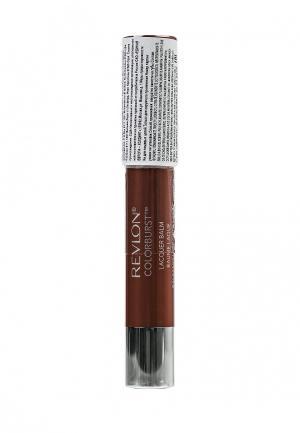 Бальзам Revlon. Цвет: коричневый