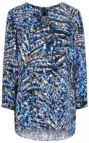 Блузка с принтом Le monique