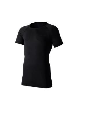 Футболка Odlo. Цвет: черный