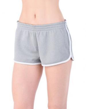 Повседневные шорты CONVERSE X MILEY CYRUS. Цвет: серый
