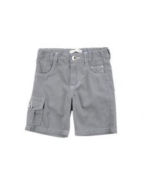 Повседневные брюки BACI & ABBRACCI. Цвет: серый