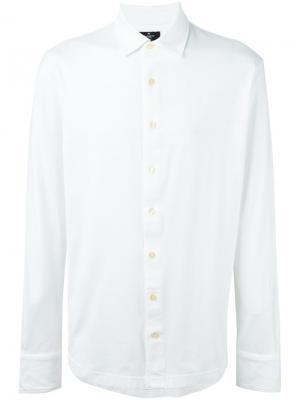 Рубашка GMD Hackett. Цвет: белый