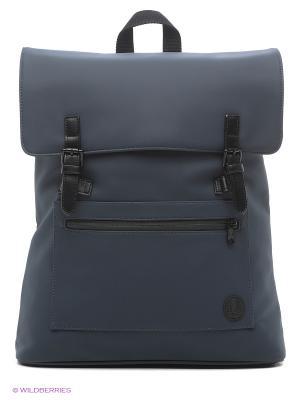 Рюкзаки Fred Perry. Цвет: синий
