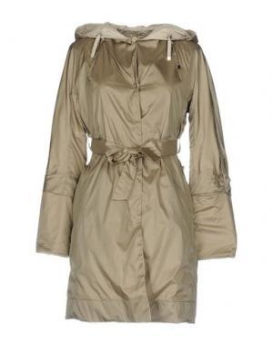 Куртка MABRUN. Цвет: голубиный серый