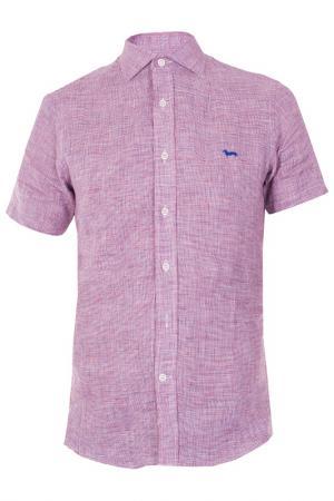 Рубашка Harmont&Blaine. Цвет: розовый