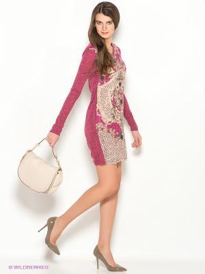 Платье Ada Gatti. Цвет: фуксия