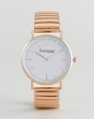 Stratford Наручные часы. Цвет: золотой