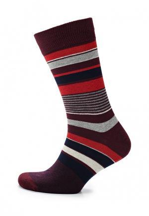 Носки Banana Republic. Цвет: бордовый