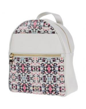 Рюкзаки и сумки на пояс VIA REPUBBLICA. Цвет: слоновая кость