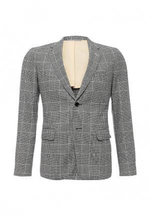 Пиджак Gant. Цвет: черно-белый