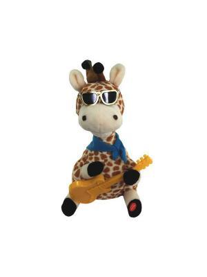 Влюбленный Жираф Ваш подарок. Цвет: коричневый