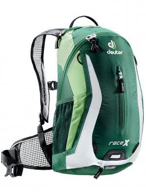 Рюкзак Race X ocean-kiwi (б/р) Deuter. Цвет: зеленый