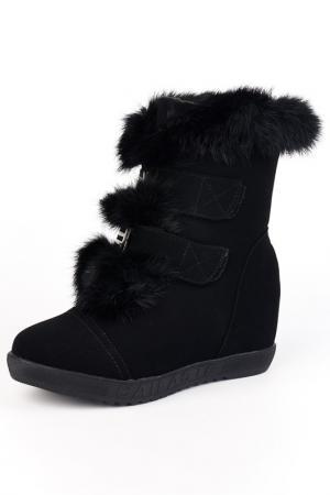 Ботинки Veidiamo. Цвет: черный