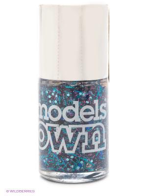 Лак для ногтей, Nail Polish Banger Models Own. Цвет: голубой
