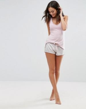 Heidi Klum Intimates Пижамные шорты Ocean Vibes. Цвет: мульти