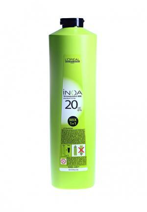 Оксидент обогащенный 6% LOreal Professional L'Oreal. Цвет: зеленый