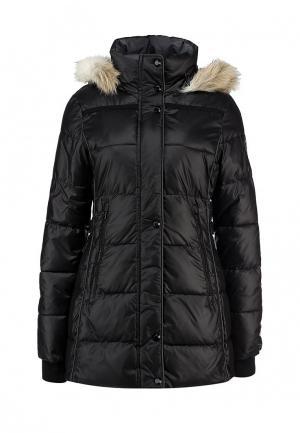 Куртка утепленная Halifax. Цвет: черный