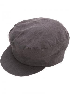 High hat Kijima Takayuki. Цвет: серый