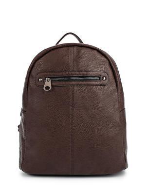 Рюкзак AnnA Wolf. Цвет: коричневый