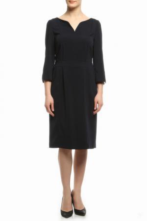 Платье BGN. Цвет: deep navy, темно-синий