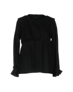 Куртка ZUCCA. Цвет: черный