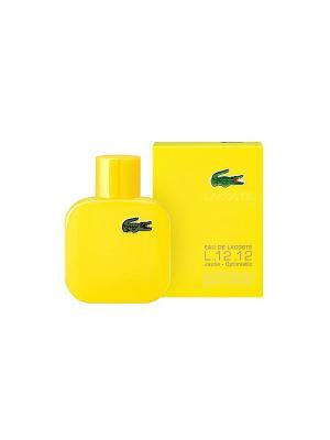 Lacoste Eau De М Товар Туалетная вода 50 мл (l.12.12 jaune). Цвет: светло-желтый