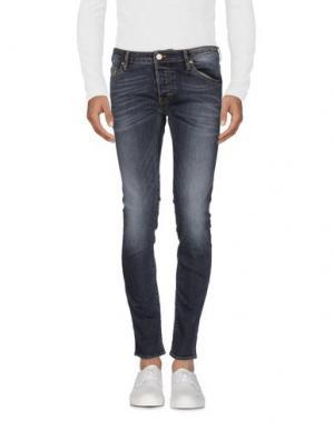 Джинсовые брюки PT05. Цвет: черный