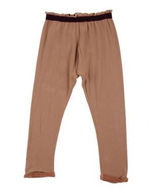 Повседневные брюки CAFFÉ D'ORZO. Цвет: коричневый
