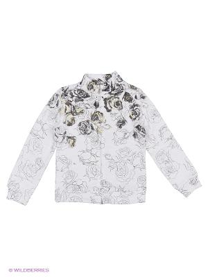 Пиджак Sisley Young. Цвет: белый