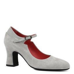 Туфли  1724 светло-серый PAS DE ROUGE