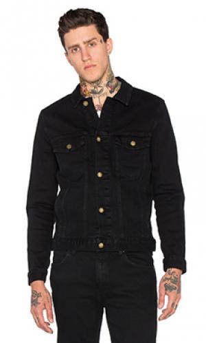Джинсовая куртка ROLLAS ROLLA'S. Цвет: none