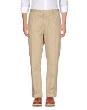 Повседневные брюки GUYA G.. Цвет: бежевый