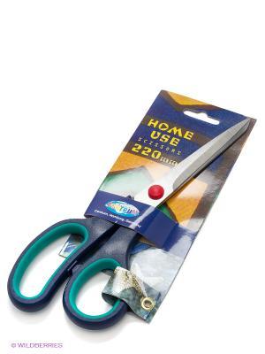 Ножницы Home Use, 22 см. Centrum. Цвет: синий
