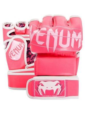 Перчатки ММА Venum Undisputed 2.0 Pink. Цвет: розовый