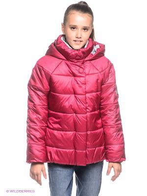 Куртка BOOM. Цвет: малиновый