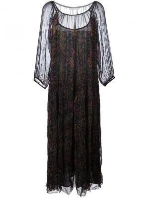 Платье Katarina Mes Demoiselles. Цвет: чёрный