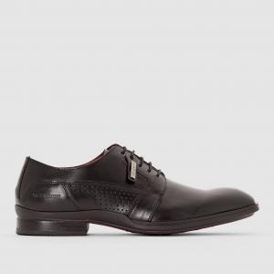 Ботинки-дерби JESTIN REDSKINS. Цвет: черный