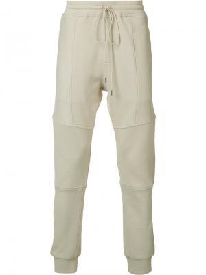 Спортивные брюки JFK Oyster Holdings. Цвет: телесный