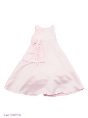 Платье Vitacci. Цвет: бледно-розовый