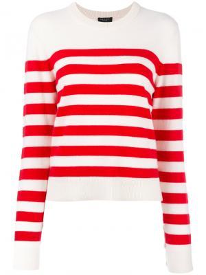 Cashmere striped jumper Rag & Bone. Цвет: телесный