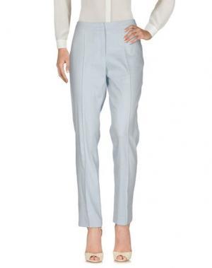Повседневные брюки NATAN. Цвет: небесно-голубой