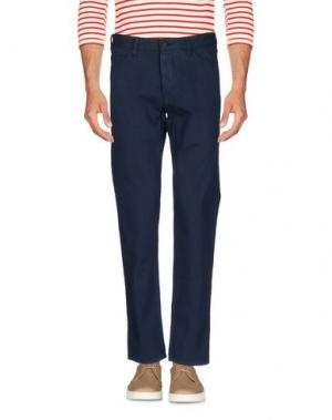 Джинсовые брюки NORSE PROJECTS. Цвет: грифельно-синий