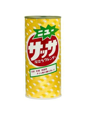 Kaneyo Sassa Cleanser Порошок чистящий экспресс действия для кухни и ванной комнаты 400 г. Цвет: желтый