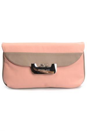 Сумка-клатч Renato Angi. Цвет: розовый