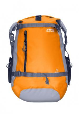 Рюкзак Novatour. Цвет: оранжевый