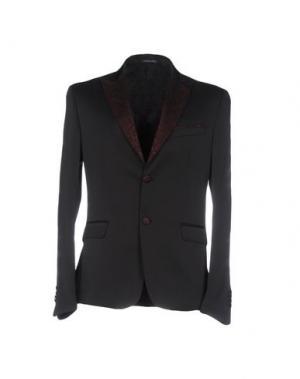Пиджак ROBERTO PEPE. Цвет: черный
